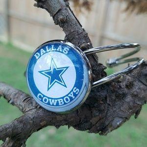 Jewelry - Dallas Cowboys Cuff Bangle
